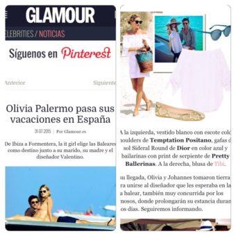 La rivista Glamour parla di Temptation Positano