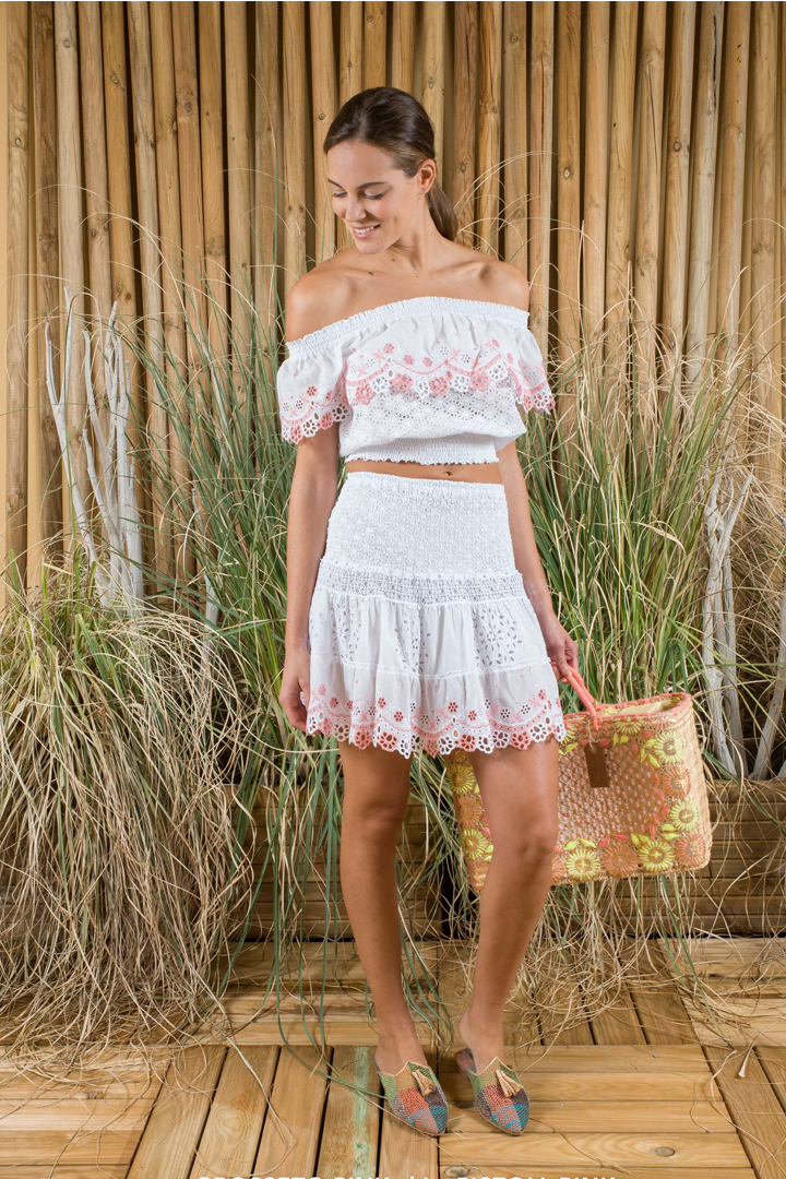 Pistoia Skirt | Temptation Positano